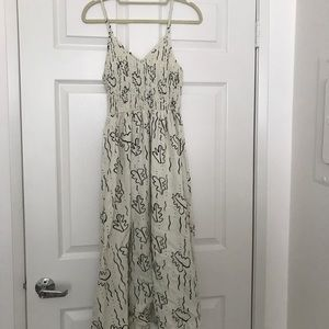 NWT- Urban Outfitters Summer Midi Dress SZ S